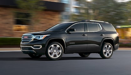 GMC life 2017 acadia top safety pick.