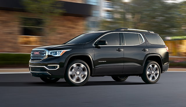 Gmc Life 2017 Acadia Iihs Top Safety Pick
