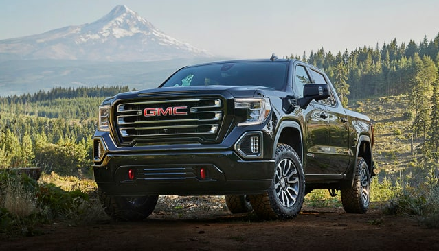 GMC Sierra AT4 Off Road Performance Package