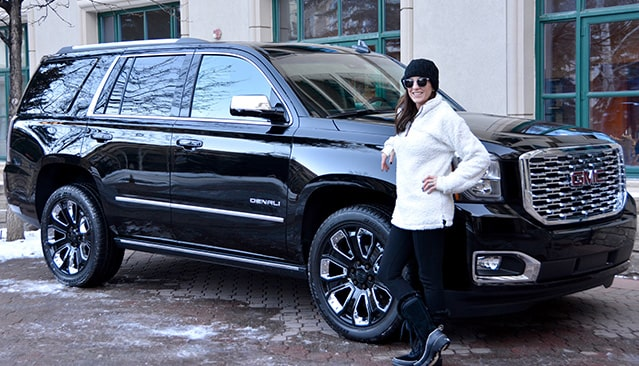 GMC Life: SUV Features, Details, Uses | GMC