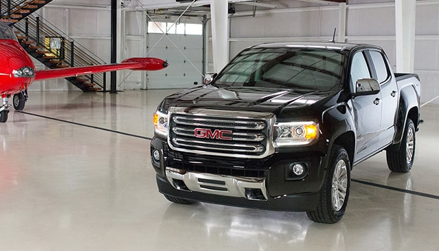 GMC life canyon slt engineering.