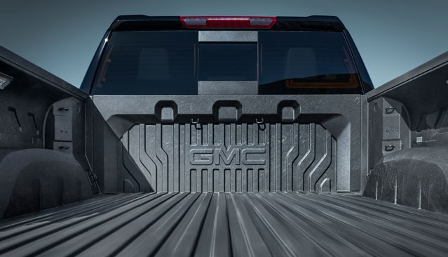 GMC Canyon Denali Carbon Pro Truck Bed