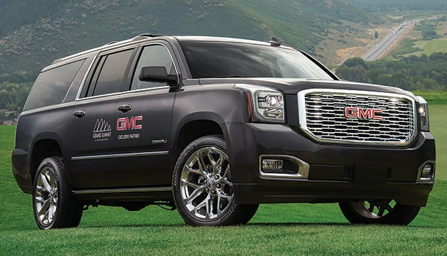 GMC Life: Yukon Full-Size SUV at Park City Mountain