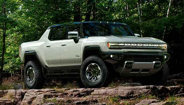 An All-Electric Vehicle Primer: Learn the Basics Behind, Charging the GMC Hummer EV
