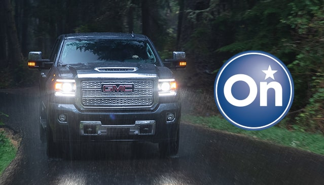 GMC Life: Sierra Truck in Extreme Weather with OnStar