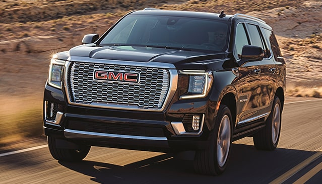 Car-buying checklist: what you need to know when looking for a new GMC