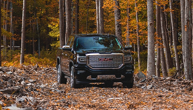 GMC life when 4wd.