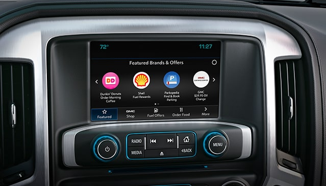 GMC Life: Marketplace In-Vehicle Apps