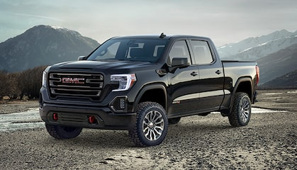 Click to read about the launch of the 2019 GMC Sierra AT4 pickup truck.
