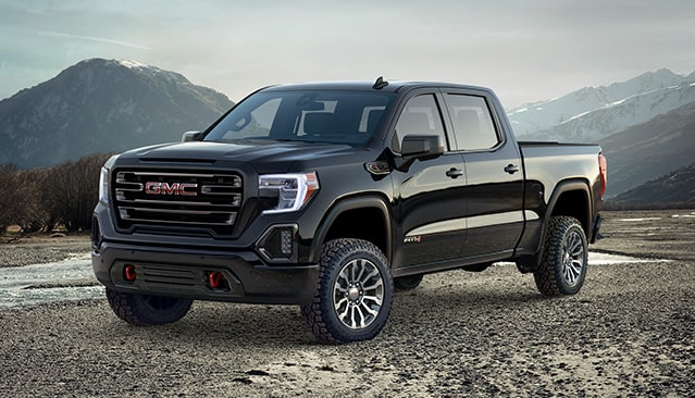 2020 GMC Sierra Heavy Duty Pickup Truck Built for Trailering
