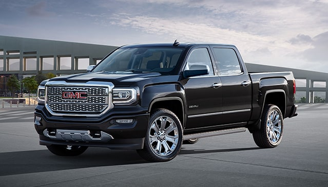 GMC life sierra denali ultimate related.