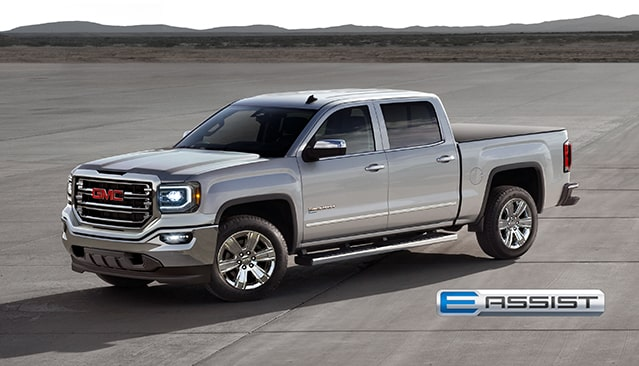 GMC life sierra e assist related.