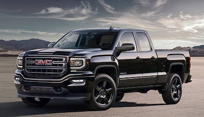 GMC life sierra elevation edition.