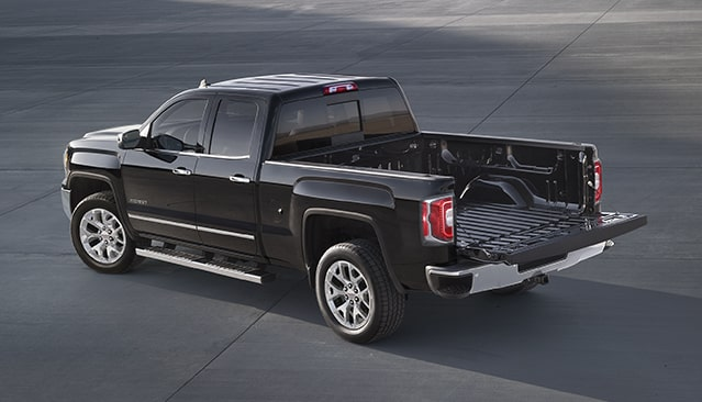 GMC life sierra steel bed related.