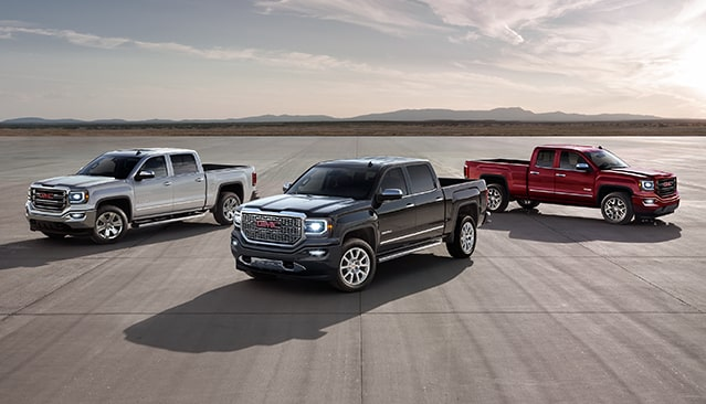 GMC life sierra tailored looks for every trim related.