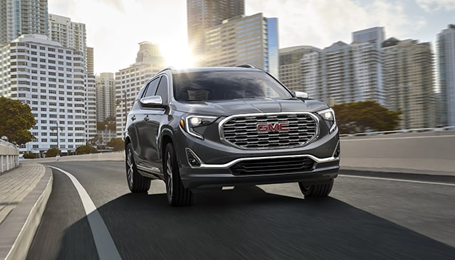 GMC Terrain with Smart Driver