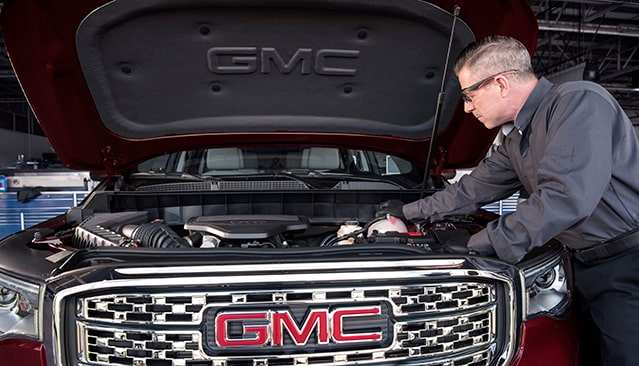 2018 GMC Life Higher Standard of Maintenance