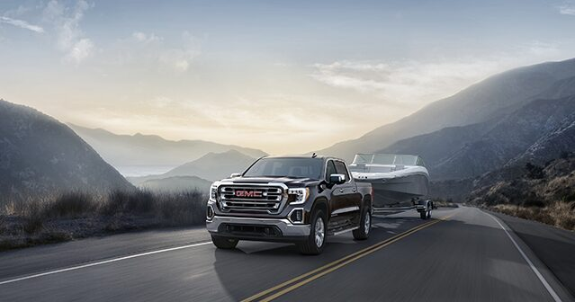 Next Generation 2019 GMC Sierra Traction Select System
