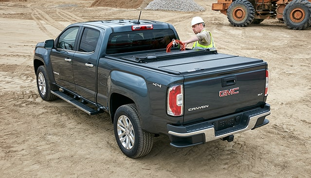 GMC Canyon Denali Tonneau Truck Bed Covers