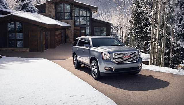 GMC Life: Yukon Full-Size SUV for Vail Ski Trip Planning