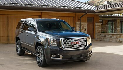 GMC life yukon denali engineering.