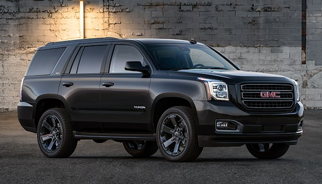 Image for the GMC Life article featuring the new 2019 Yukon Graphite Edition.