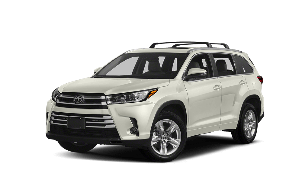 Toyota Highlander Limited Platinum Package