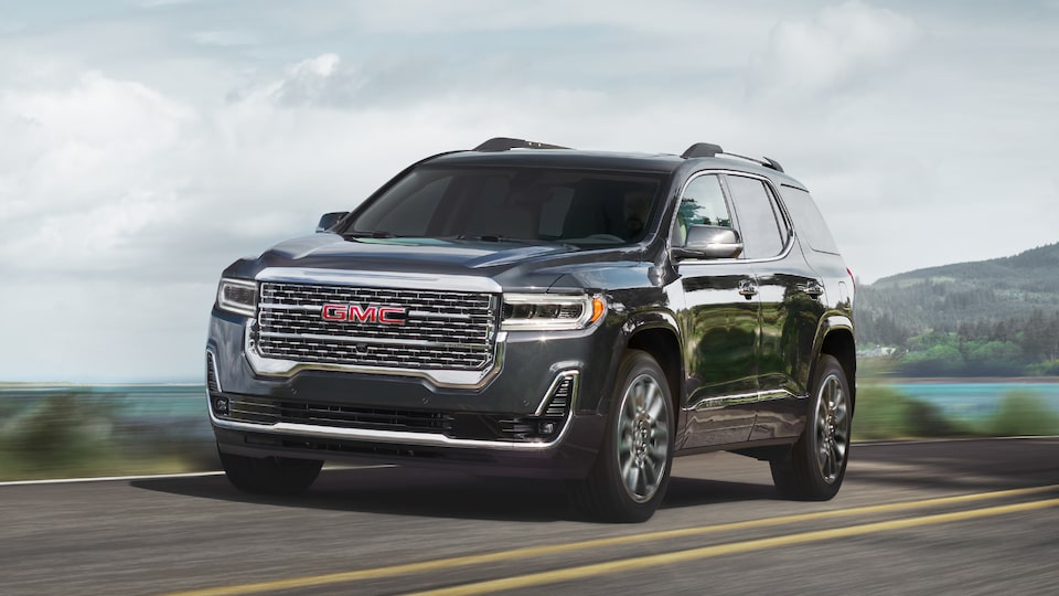 GMC Acadia Front Exterior