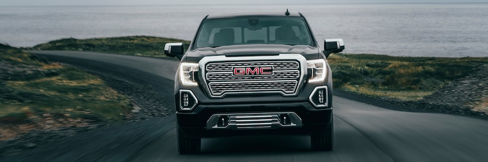 GMC Front Grille Exterior: Disaster Relief