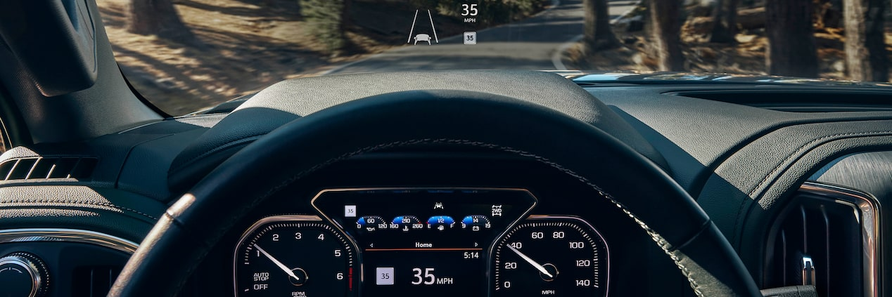 GMC Safety & Driver Assistance Technology   2019 Vehicles
