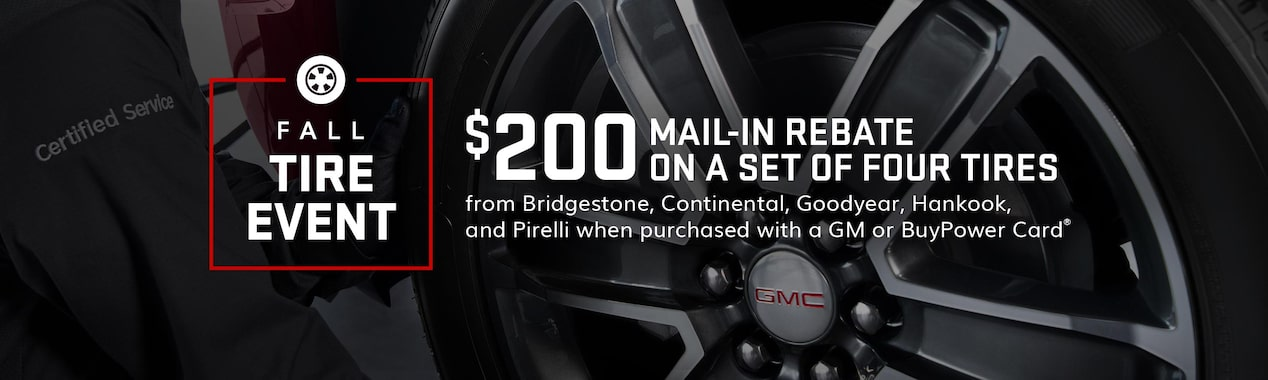 Service Offers and Auto Repair Near Me | GMC Certified Service
