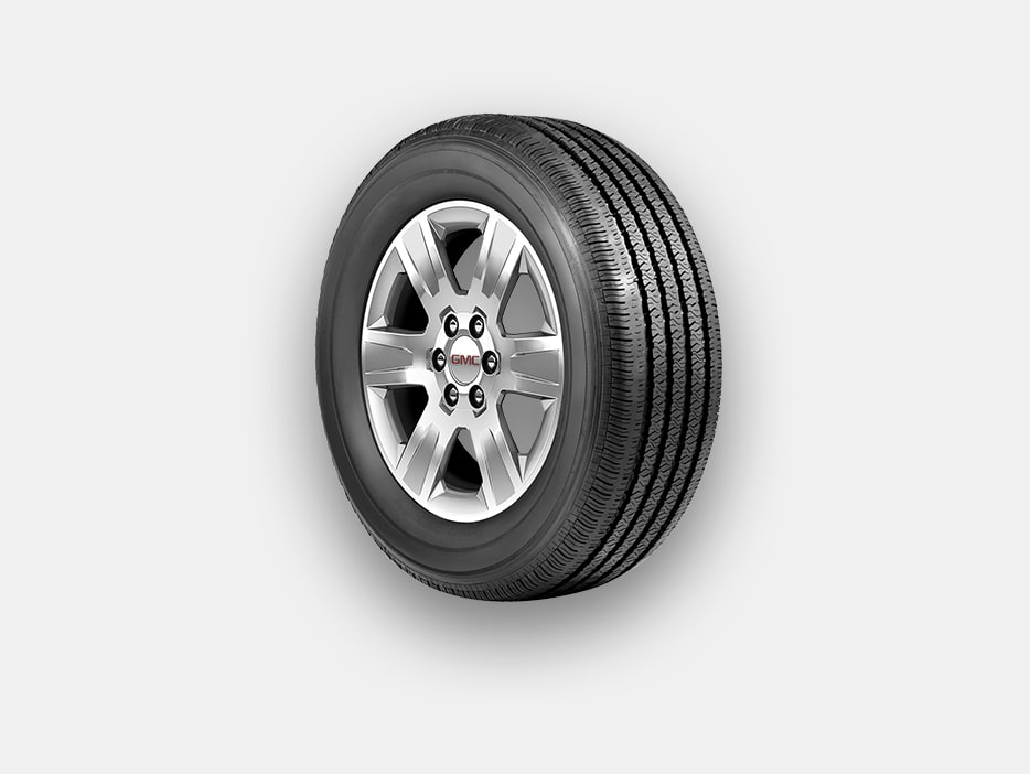 Tire Price Match Guarantee from GMC Certified Service