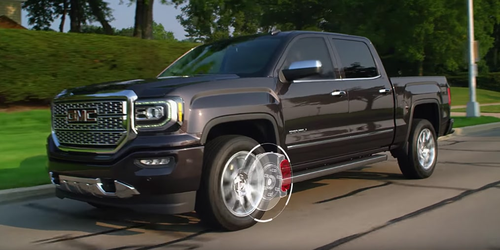 Learn more about brake maintenance and service from GMC Certified Service