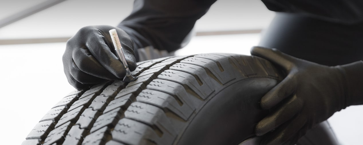 GMC Certified Service Tire Offers