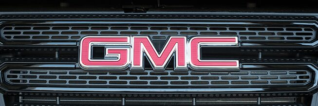 Parts offerings from GMC Certified Service