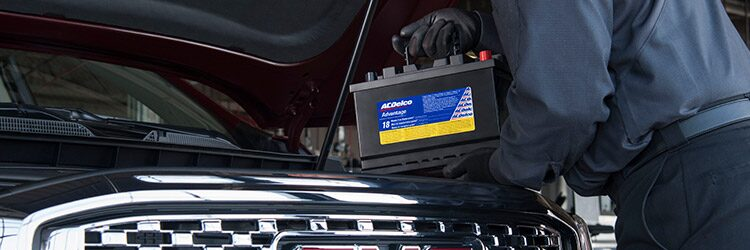 ACDelco Battery Options from GMC Certified Service