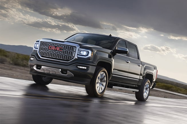 Explore tires by GMC vehicle type