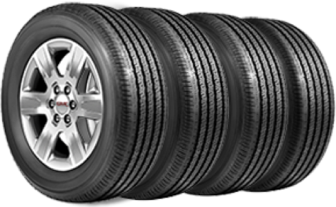 View current Tire offers and rebates for your vehicle from GMC Certified Service. Find Tires at a GMC dealership near you.
