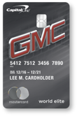 GMC BuyPower Card