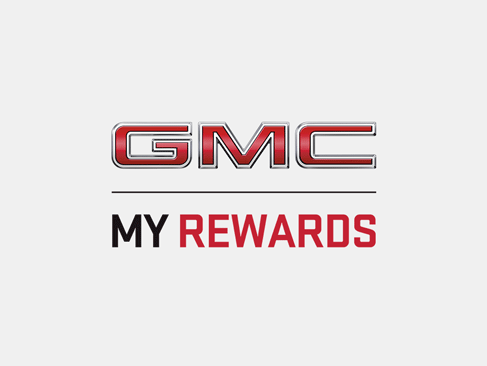 My GMC Rewards from Certified Service