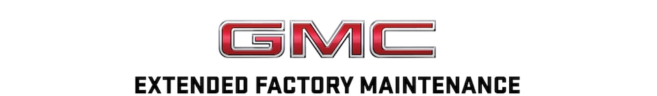 GMC Protection Extended Factory Maintenance Logo