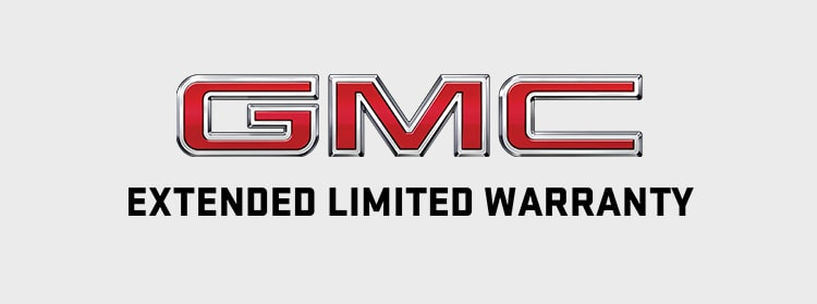 GMC Protection Extended Limited Warranty Logo