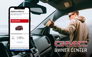 GMC OWNER CENTER
