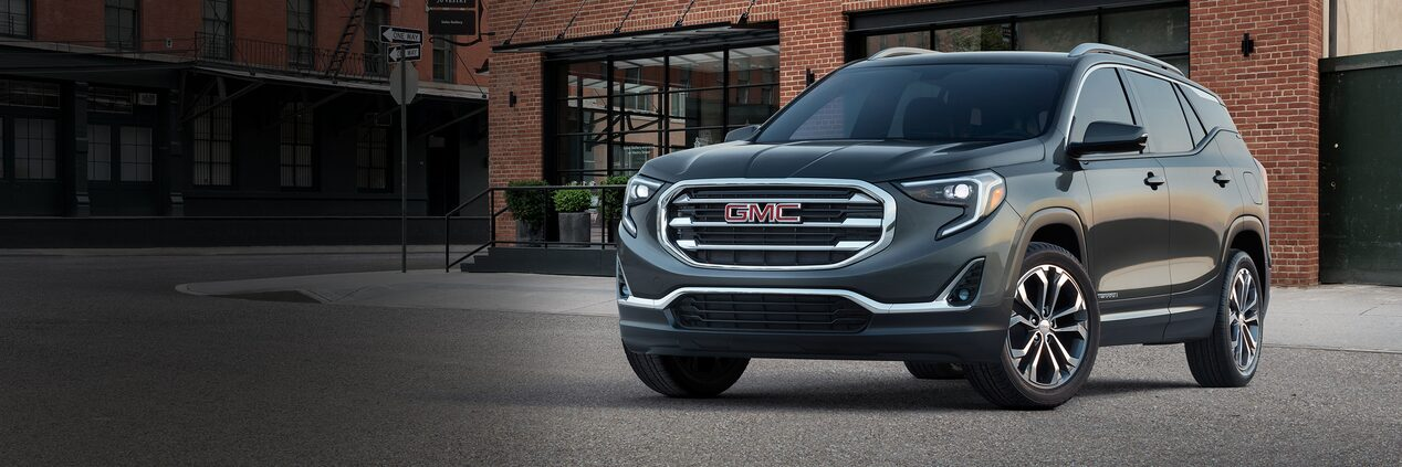 Current non-GM Owners/Lessees can receive $5,250 Purchase Allowance on most 2018 GMC Terrain SUV models when you finance through GM Financial.