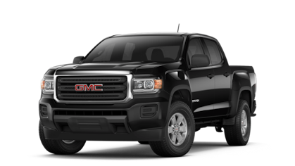 2018 GMC Canyon small pickup truck