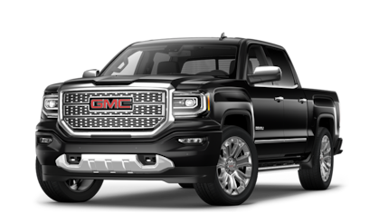 2018 GMC Sierra 1500 Denali Crew Cab Short Ultimate in Black