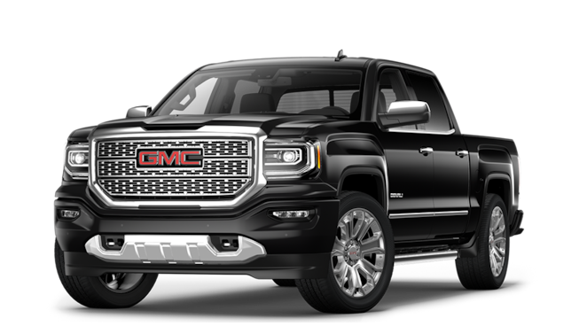 2018 GMC Sierra 1500 4WD Crew Cab with Denali Ultimate Package