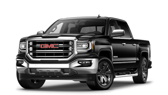 2018 GMC Sierra 1500 SLT with premium plus package.