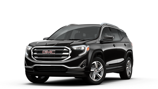 Choose Your Own 2018 GMC Terrain Small SUV