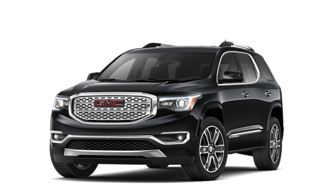 2018 GMC Acadia Denali: Review, Design, Price >> 2019 Gmc Acadia Sle Slt Mid Size Suv Model Details